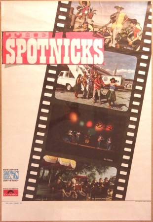 Spotnicks And now coming to...