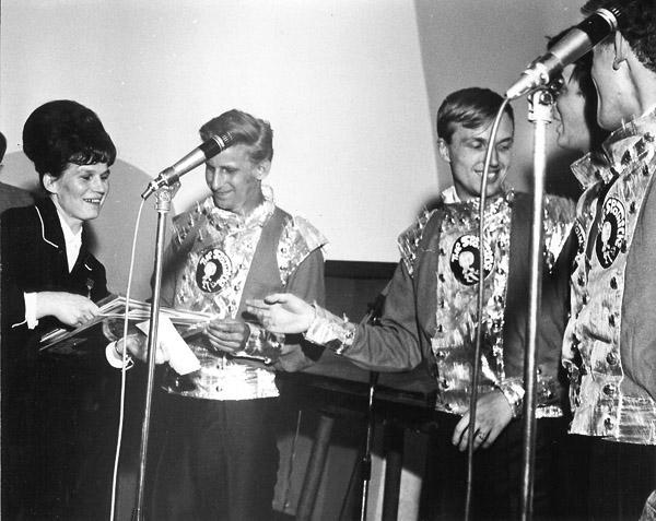 1966-04-20 Spotnicks & Valentina Teresjkova