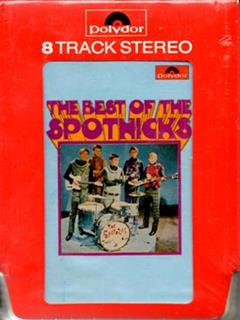8 track The Best of The Spotnicks (Copy)