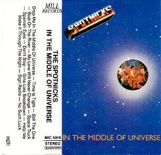 In the middle of universe (Copy)