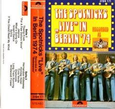 Live in Berlin - 1974m