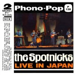 SPOTNICKS - Phono-pop P 138 av b Live in Japan