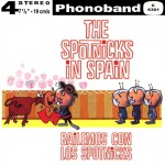 SPOTNICKS - Phonoband 19 - C 6301 Stereo av b in Spain