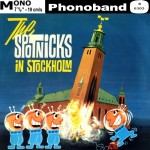 SPOTNICKS - Phonoband 19 - D 6303 mono av b in Stockholm