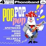 SPOTNICKS - Phonoband 9,5 - D 6305 Stereo av b Pop Pop Pop
