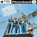 SPOTNICKS - Phonoband 9,5 - D 6310 Stereo av b at Home in Gothenburg
