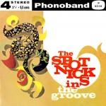 SPOTNICKS - Phonoband 9,5 - D  6316 Stereo av b in The Groove