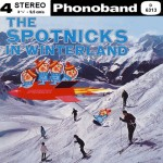 SPOTNICKS - Phonoband 9,5 - D Stereo  6313 av b in Winterland
