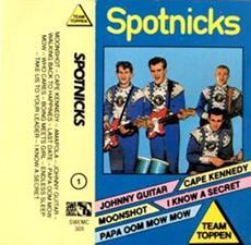 Spotnicks - 1980m
