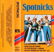 Spotnicks - Team Music - 1987m