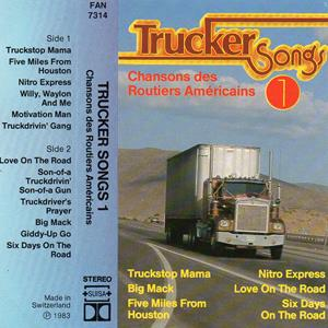 Trucker songs 1 - FAN 7314