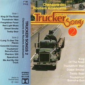 Trucker songs 2 - FAN 7315