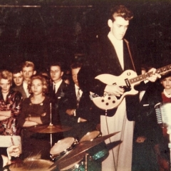 1960 Bo Ove live