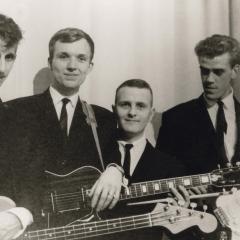 1961 Spotnicks Gruppenfoto 2