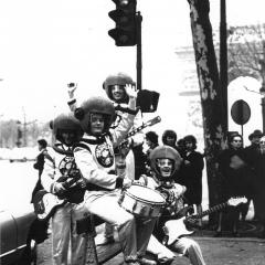 1963 Spotnicks in Paris 1