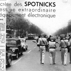 1963 Spotnicks in Paris