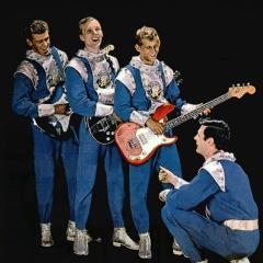 1963 Spotnicks Space suits 2