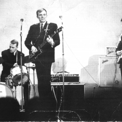1963 Spotnicks mit Todde Stoor (3)