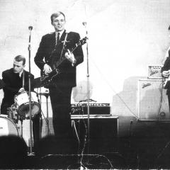 1963 Spotnicks mit Todde Stoor (3)