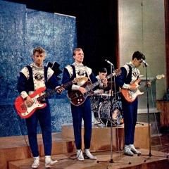 1964 Spotnicks in Dutch TV