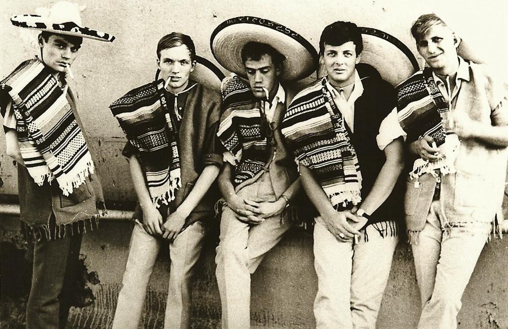 1966 Spotnicks Mexico 1