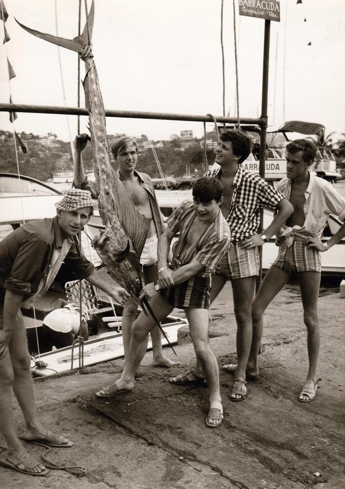 1966 Spotnicks Mexico 5