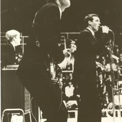 1964 Bob Bjoern Peter live