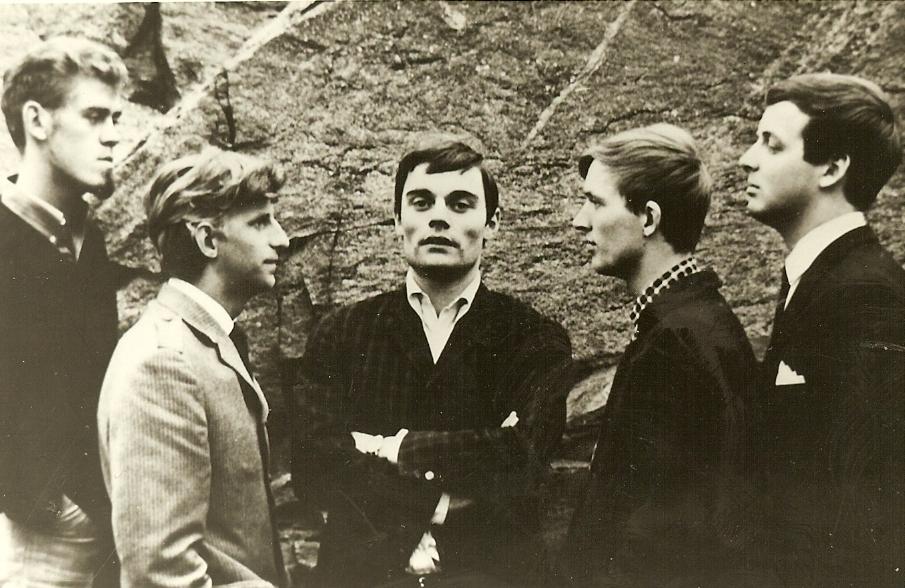 1965 B Spotnicks present Jimmie Nichol