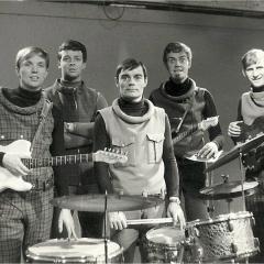 1965 Spotnicks Gruppenfoto