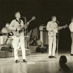 1966 Spotnicks live in Tokyo 1