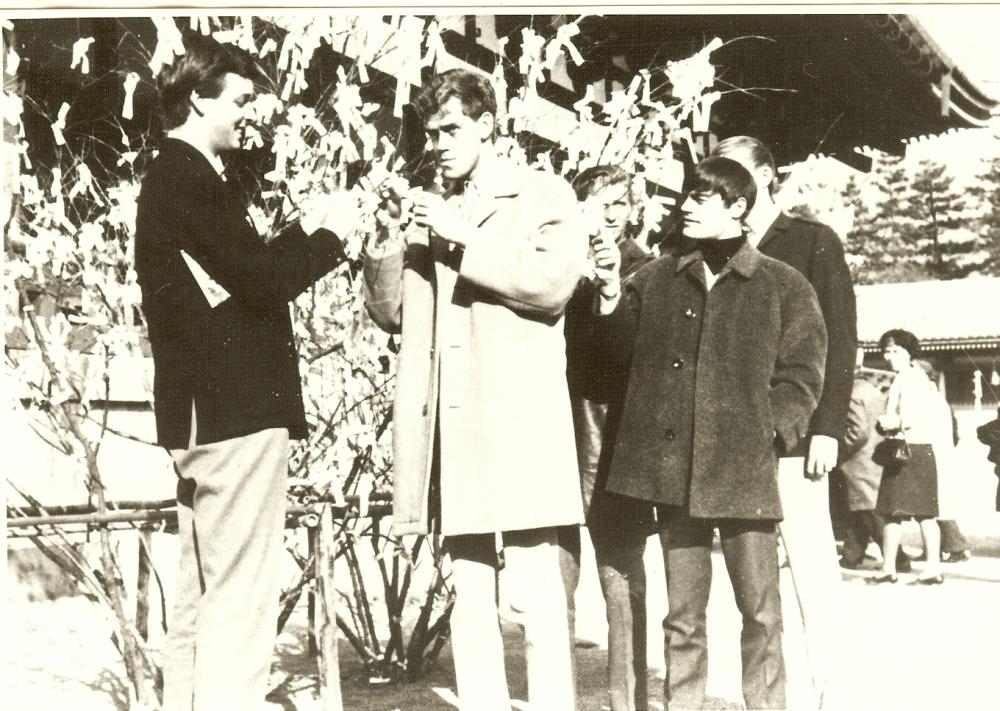 1966 in Japan sightseeing 2