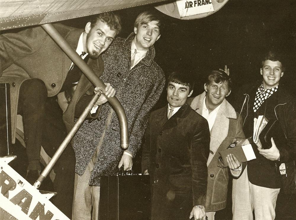 1966 Spotnicks Air France