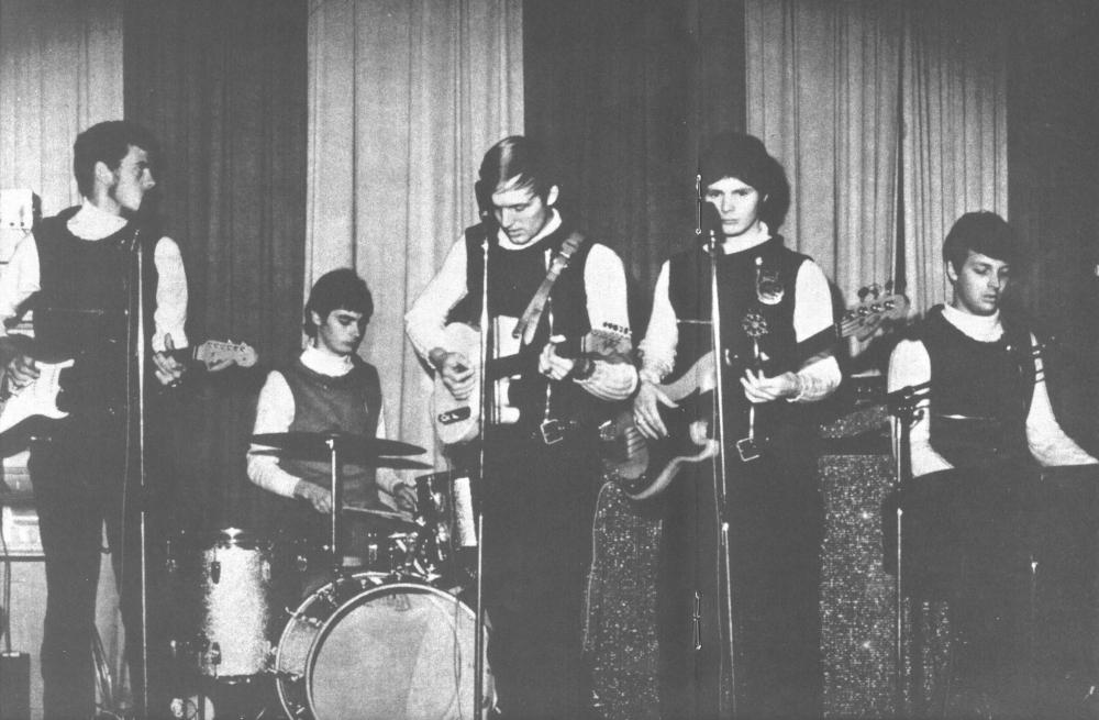 1968 Spotnicks Japan live