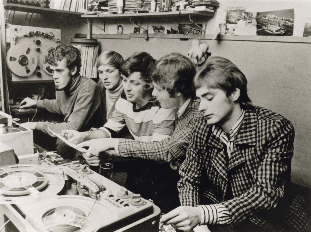 1968 Spotnicks i studion (1)