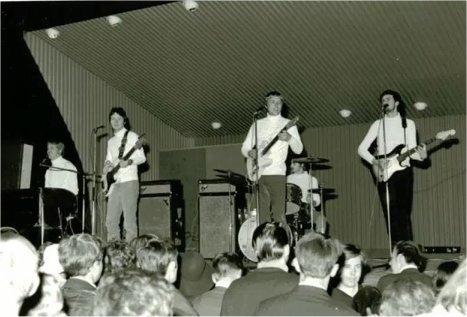 1969 The Spotnicks