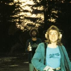 1975 11 Mats Bo im Wald