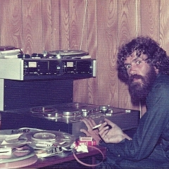 1975 Bo at home