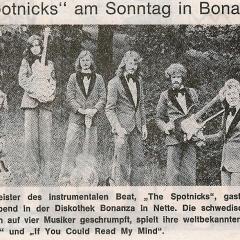 1976 03 Zeitung Bonanza