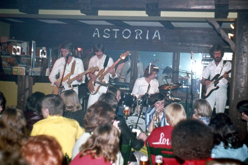 Spot. Astoria