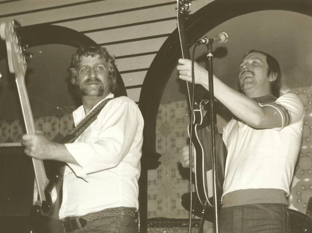 1976 11 Bjoern Bob live 1
