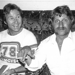 1977 09  Bjoern Anders Erixon backstage