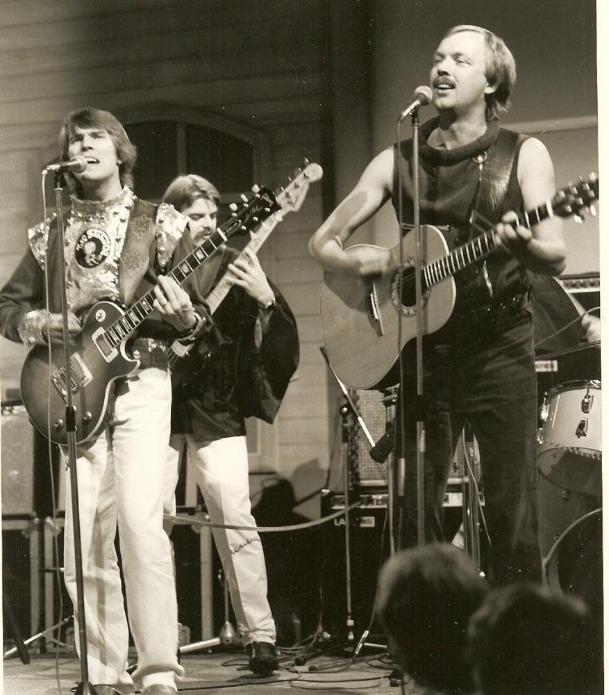 1979 10 Spotnicks im TV 4