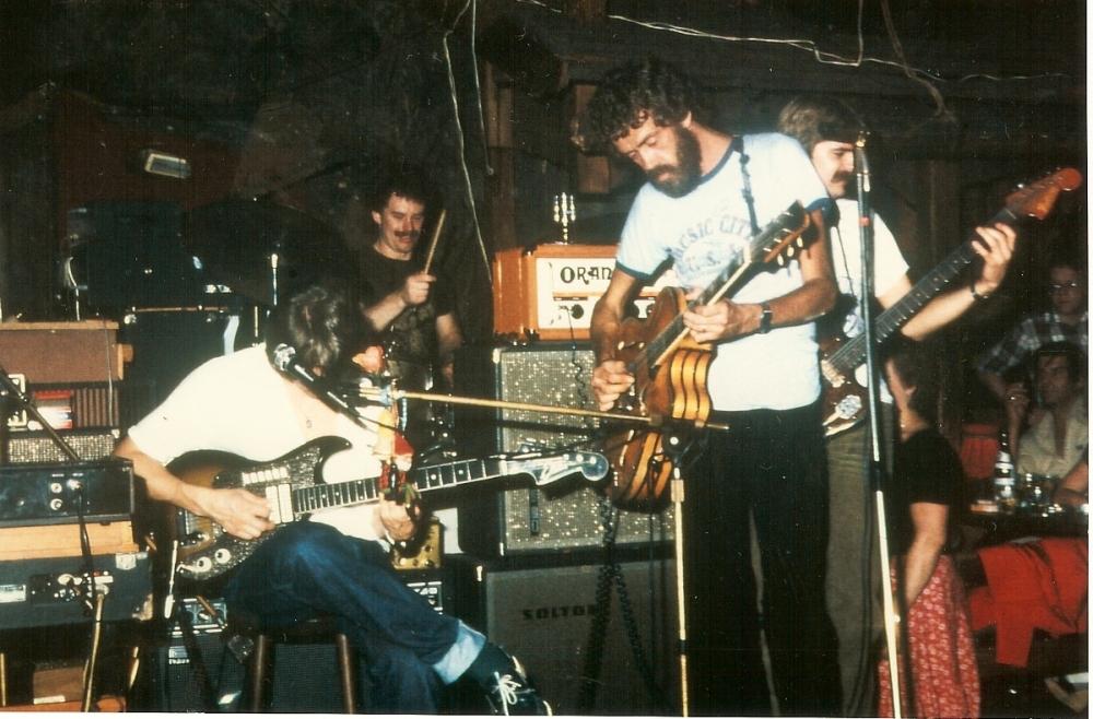 1979 10 Spotnicks in Muenchen 1
