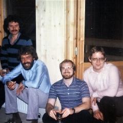 1980 07 Bo Lasse Bernd Carlos