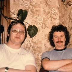 1980 07 Lasse Carlos in Bilstein
