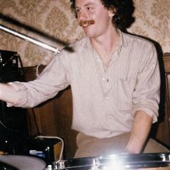 1980 07 Lasse in Bilstein