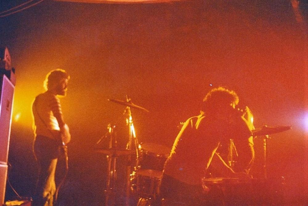 1980 08 Bo Winberg Detlef Kotter At Fredenbaum In Dortmund