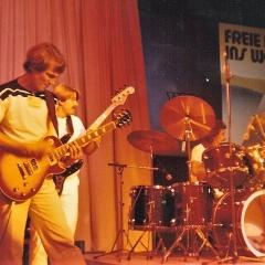 1980 08 Ove Kenth live Duesseldorf