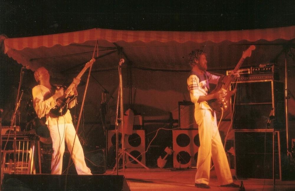 1982 08 Bob Bo live