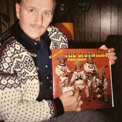 1982 11 Ove Johansson mit LP
